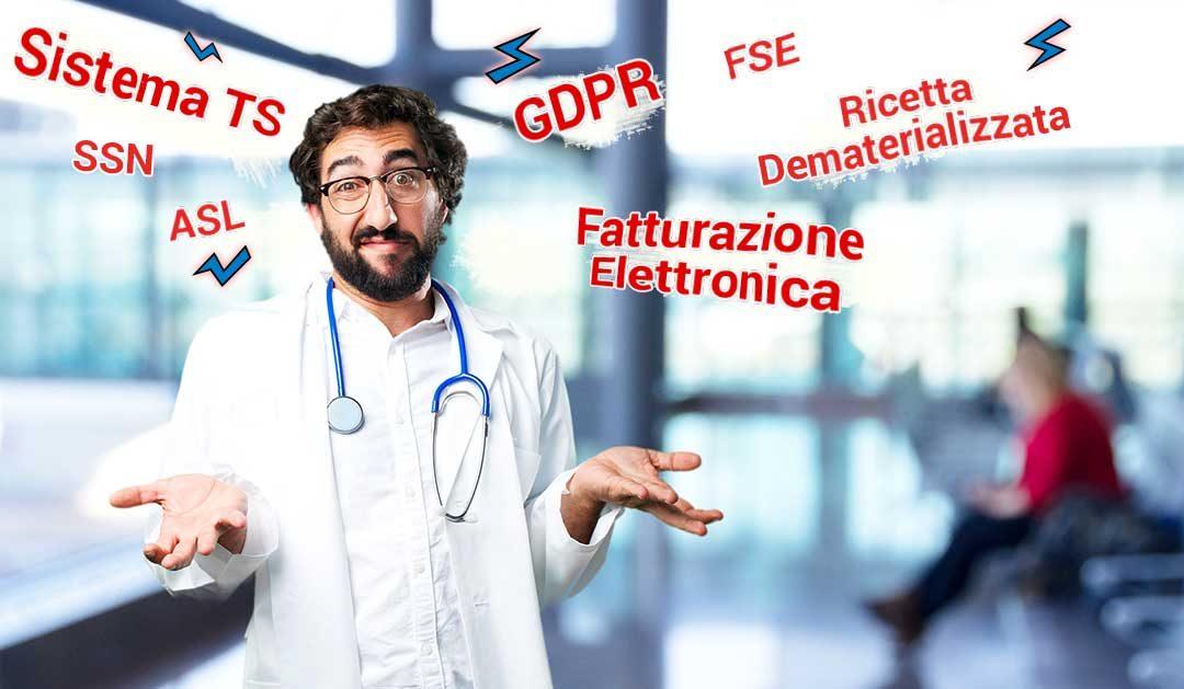Software gestione studio medico e adempimenti normativi