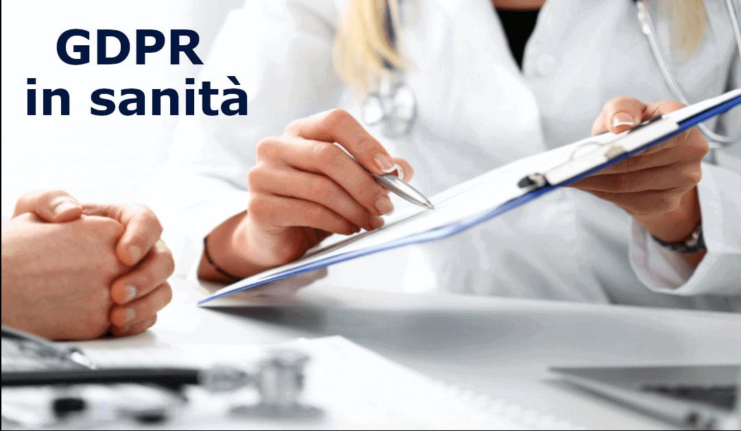 Trattamento dati sanitari: i chiarimenti del Garante