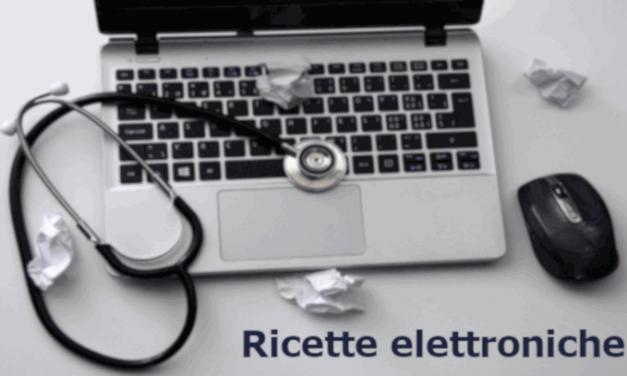 Ricette mediche elettroniche nel poliambulatorio