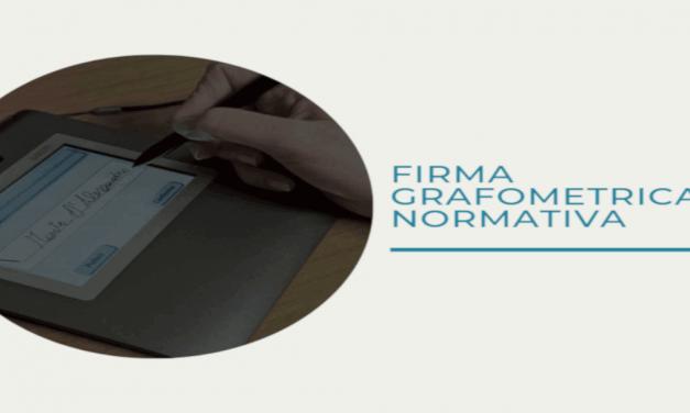 Firma grafometrica normativa e adempimenti in ambulatorio
