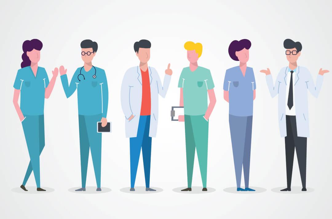Software per medici: ri-parti dall'organizzazione