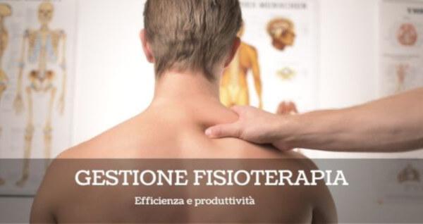 Gestione fisioterapia: efficienza e produttività