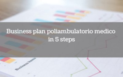 Business plan poliambulatorio medico in 5 steps
