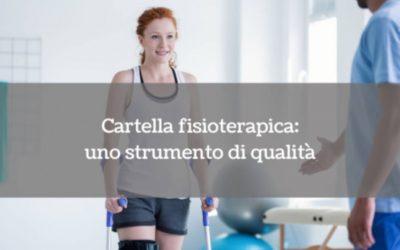 Cartella fisioterapica: uno strumento di qualità