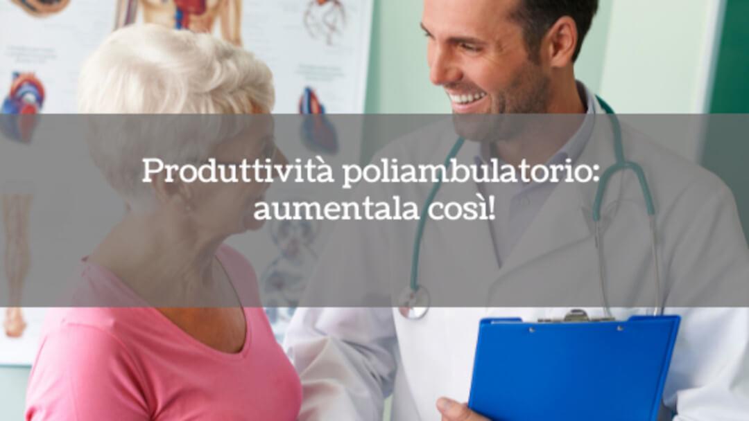 Produttività_poliambulatorio